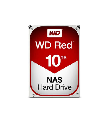 "Western Digital WD100EFAX 10TB Red 3.5"" Hard Drive"