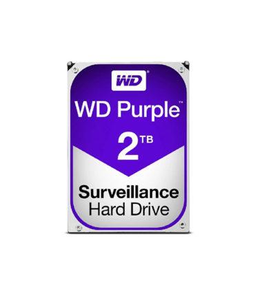 """WESTERN DIGITAL 2 TB PURPLE WD20PURZ SURVEILLANCE 3.5"""" HDD"""