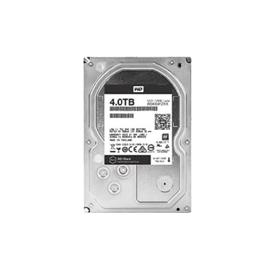 WESTERN DIGITAL 4TB BLACK WD4004FZWX SATA HDD