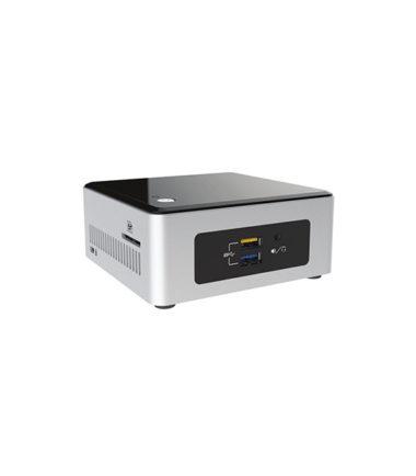 INTEL BOXNUC5PPYH N3700, 2.5, DDR3L MINI PC