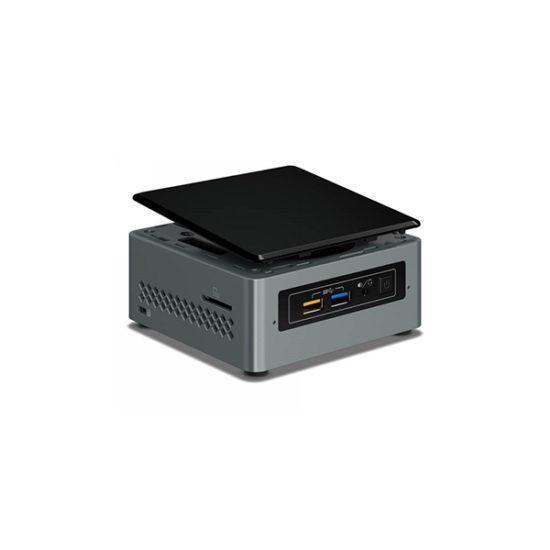 INTEL BOXNUC6CAYH J3455, DDR3L, 2.5, WIFI, NUC MINI PC