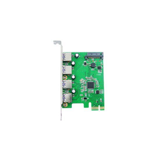 IOCREST USB3.0 4 PORT PCI-E CARD
