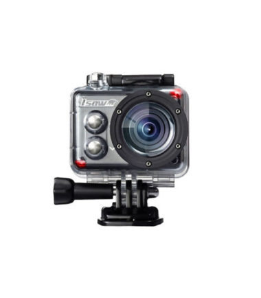 ISAW A3 Extreme 1080P 60fps WIFI LCD Action Video Camera Black (CAM-04)