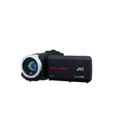 JVC GZ-R18 PAL Black