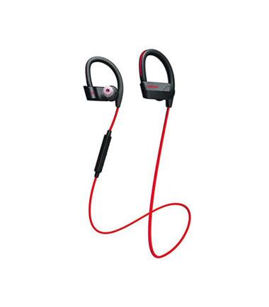 Jabra Sport Pace Wireless Bluetooth Headset Red