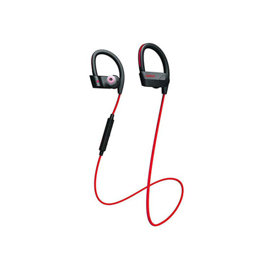 Jabra Sport Pace Wireless Bluetooth Headset Red