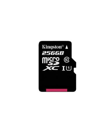 KINGSTON 256G MICRO SD CARD CLASS 10