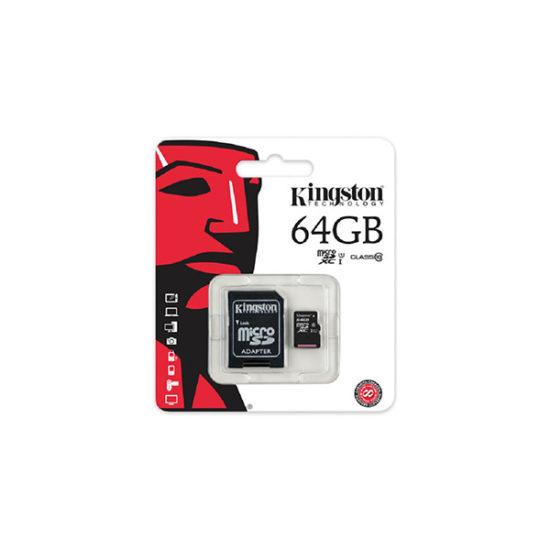 KINGSTON 64GB MICO SDXC CLASS 10