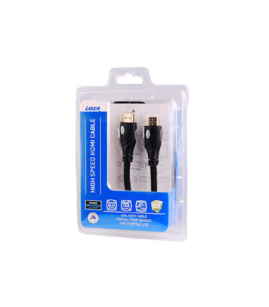 LASER HDMI 5M Cable V2.0 for 4K UHD and 3D TV