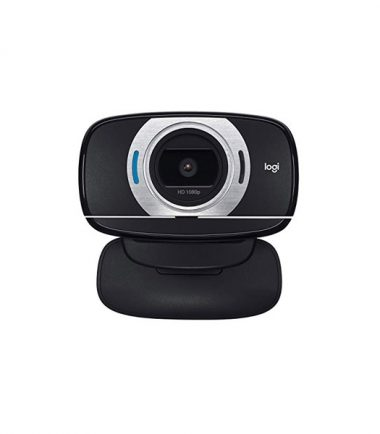 LOGITECH C525 HD 720p WEBCAM (BUILT-IN MIC)