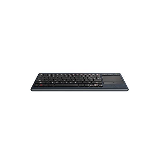 LOGITECH K830 lluminated Living-Room Bluetooth Keyboard