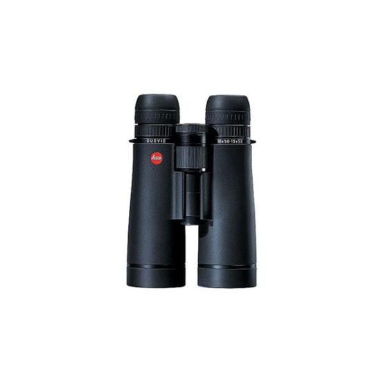 Leica 10+15x50 Duovid Binocular Black (40420)