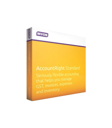 MAFUL-RET-AU MYOB Account Right Standard