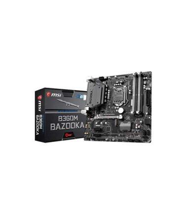 MSI B360M BAZOOKA B360 8th gen motherboard
