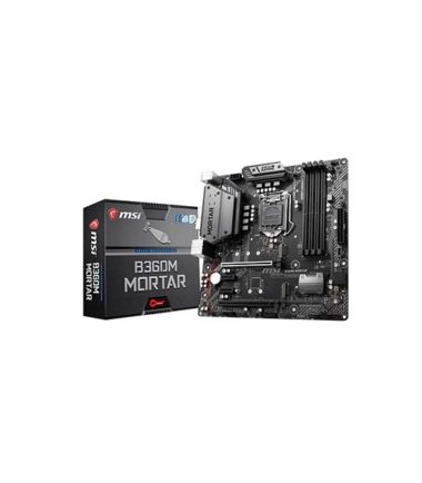 MSI B360M MORTAR B360 8th gen motherboard USB 3.1 Gen2