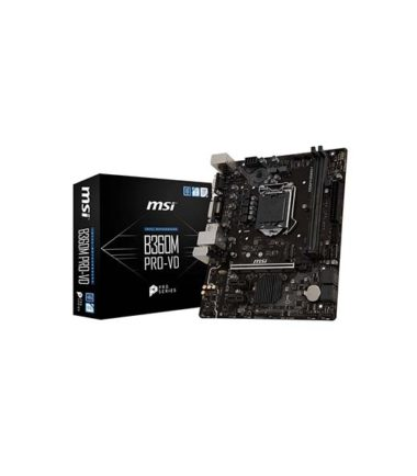 MSI B360M PRO-VD B360 8th gen motherboard