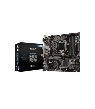 MSI B360M PRO-VDH B360 8th gen motherboard