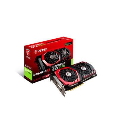 MSI GEFORCE GTX 1070 GAMING X 8G Video Card