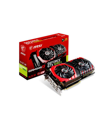 MSI GEFORCE GTX 1080 TI GAMING X 11G Video Card