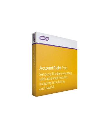 MYOB AccountRight Plus 1 Year New Subscription Renewal