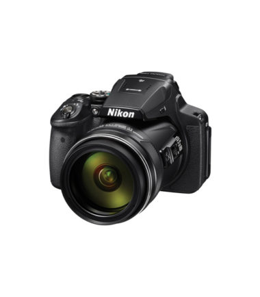 Nikon Coolpix P900 Black (With GPS Function)