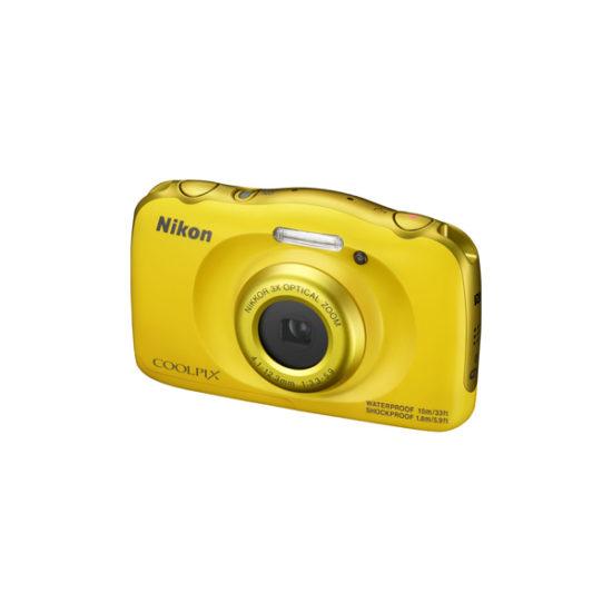Nikon Coolpix W100 yellow