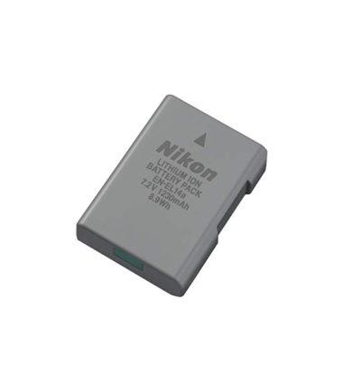 Nikon EN-EL14A Lithium-ion Battery (Retail Packing)