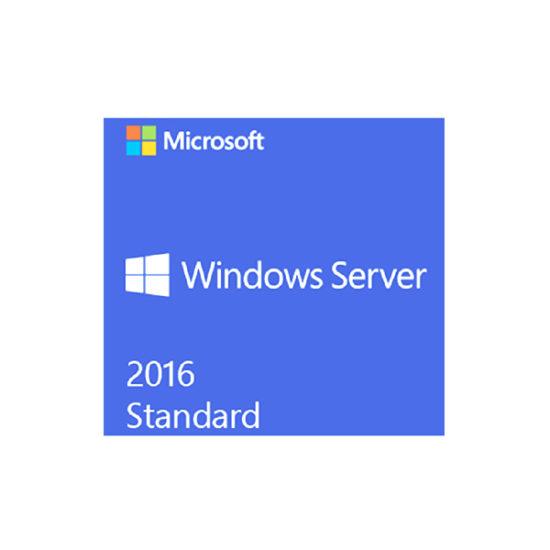 P73-07132 Windows Server Std 2016 64Bit DVD - 24 CORE