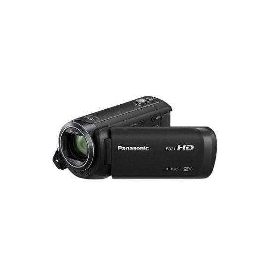 Panasonic HC-V385 HD Camcorder Black