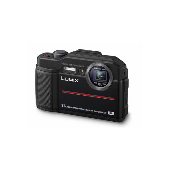 Panasonic Lumix DMC-FT7 Black
