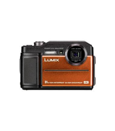Panasonic Lumix DMC-FT7 orange