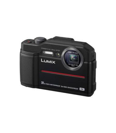 Panasonic Lumix DMC-TS7 Black