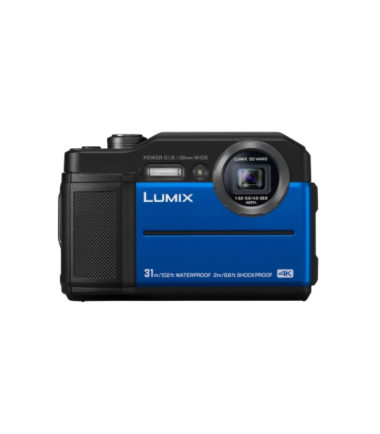 Panasonic Lumix DMC-TS7 blue