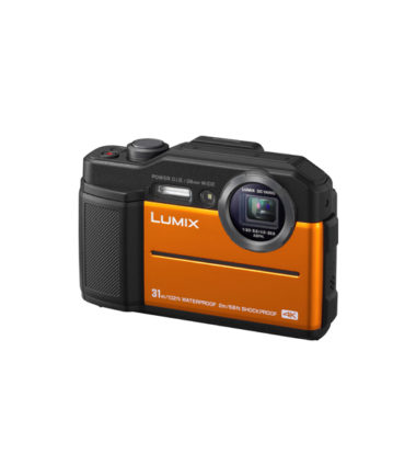 Panasonic Lumix DMC-TS7 orange