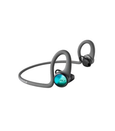Plantronics Backbeat Fit 2 Bluetooth Headset Grey