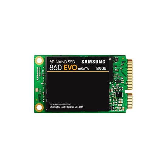 SAMSUNG MZ-M6E500BW mSATA 500GB 860 EVO SSD
