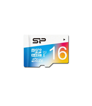 SILICON POWER 16GB SP016GBSTH010V10SP MICRO SDHC CLASS 10