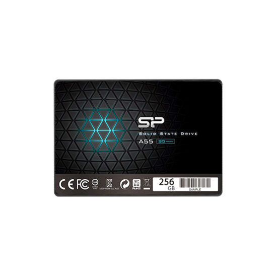 SILICON POWER 256GB A55 2.5 SSD SP256GBSS3A55S25