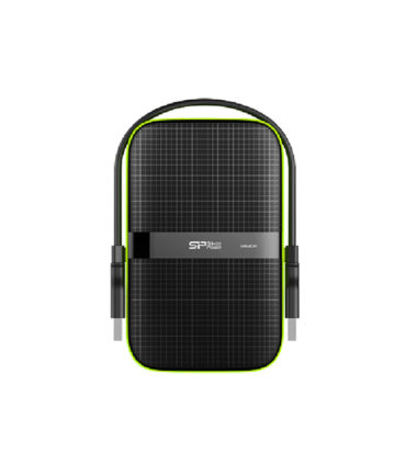 SILICON POWER 2TB A60 SP020TBPHDA60S3K RUGGED EXTERNAL HDD