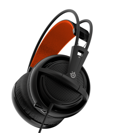 STEELSERIES 51133 SIBERIA 200 HEADSET BLACK