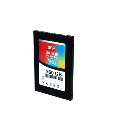 Silicon Power 960GB S55 2.5 SSD SP960GBSS3S55S25