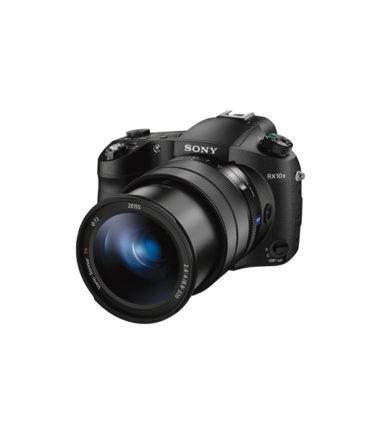 Sony Cyber-shot DSC-RX10 Mark III Black