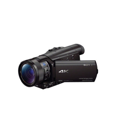 Sony FDR-AX100E HD Camcorder (Black)