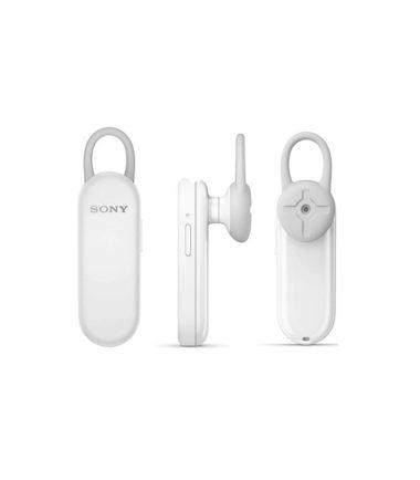Sony MBH20 White Bluetooth Headset