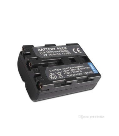 Sony NP-FM500H Rechargeable Battery Pack