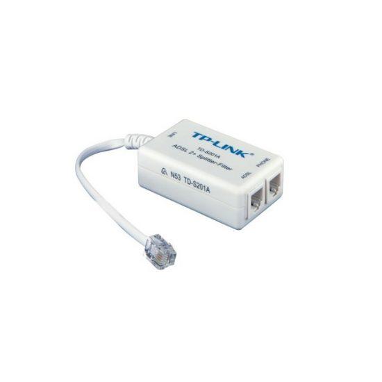 TP-LINK TD-S201A ADSL2+ SPLITTER FILTER