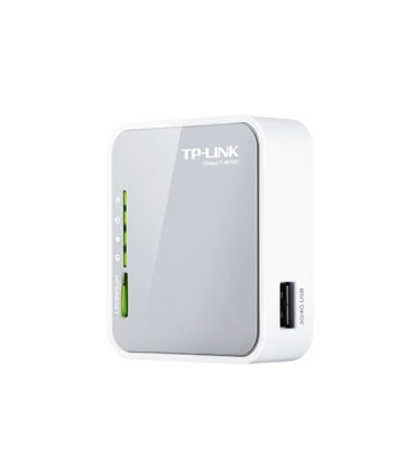 TP-LINK TL-MR3020 Portable 3G 3.75G Wireless N Travel Router