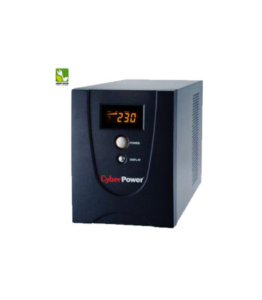 CYBERPOWER VALUE1500ELCD 1500VA / 900W Line Interactive UPS