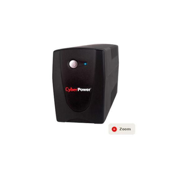 CYBERPOWER VALUE 600EI 600VA Line Interactive Tower UPS