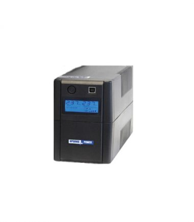 UPSONIC GD800 800VA UPS - Built in RS 232 Interface